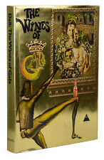 The Wines of Gala ~ SALVADOR DALI ~ First Edition ~ 1st 1978 ~ Surrealist Art