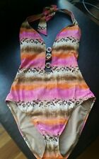 New with Tag Kenneth Cole Reaction One Piece Multi Color