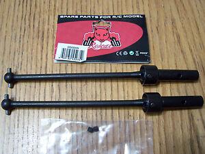 050009 Redcat Rampage Front or Rear CVA's CVD's Driveshaft MT TT Dunerunner