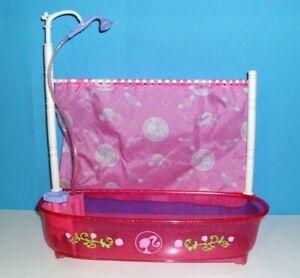 *Große Barbie Badewanne, Dusche mit Funktion*