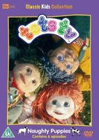 Tots TV: The Naughty Puppies And Other Stories [DVD][Region 2]