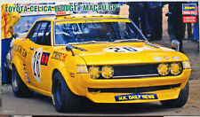 1972 Toyota Celica 1600 GT Macau Grand Prix JDM, 1:24 Hasegawa 20471