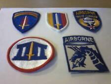 Shoulder Badges