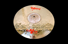 RECH NUCLEAR 16'' CRASH CYMBAL - MADE IN TURKEY AUSTRALIAN OWNED CYMBAL CO