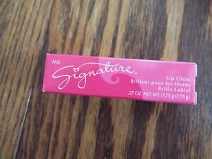 Mary Kay Signature Lip Gloss Pink Allure New In Box