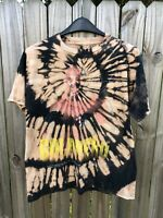 Vintage Bill Goldberg Hand Tie Dyed T-Shirt Size Large 1 of 1 Free Shipping🔥🔥