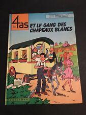 Les 4 As - Lot de 3 volumes - Chapeaux + Aéroglisseur + Picasso Volé - BD1