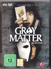 Gray Matter Collector's Edition PC Spiel