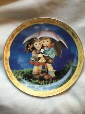 Collectible Plate - Danbury Mint Hummel Brothers & Sisters