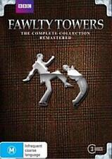 Fawlty Towers The Complete Remastered : NEW DVD