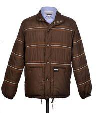 NEIGHBORHOOD Technical Apparel NBHD Japan Brown Down Puffer Jacket Mens MEDIUM