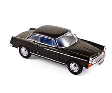 NOREV 474431 Peugeot 404 Coupé 1967 - Black 1:43