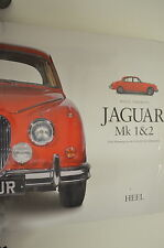 Book Jaguar Mk 1&2 - Nigel Thorley