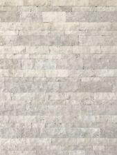 Wandverkleidung Verblender Travertin Crema 3D getrommelt Wohnrausch Muster