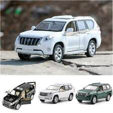 Pull Back Toyota Land Cruiser Prado SUV 1/32 Kids Car Model Toy / Collections