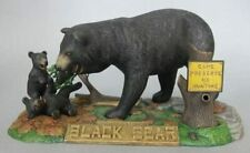 North American Black Bear and Cubs 1-10 Atlantis Model Company