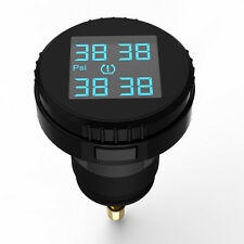 New TPMS Tyre Pressure Monitoring System w/ External Sensors Cigarette Lighter