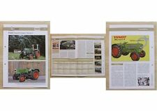 FENDT Traktor Schlepper Farmer 2 1960 Weltbild
