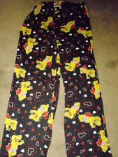 The Simpsons Homer Simpson Men's  Pajama/Lounge  Bottoms Large Button Fly