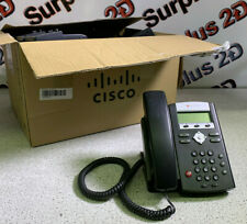 Lot of 10 Polycom SoundPoint IP 331 With Stand & Receiver