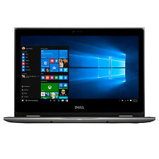 "Dell Inspiron 13 5378 2in1 Touch Ordinateur Portable Core i5-7200U 8 Go 256 Go 13.3"" W10 P87CH"