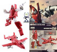 Transformers Masterpiece AOD-01 DEformation Glider aka MP Powerglide MISB