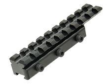 UTG New Gen Airgun/Shotgun Dovetail to Picatinny/Weaver Rail Scope Mount Adaptor