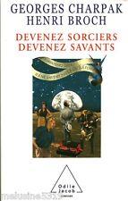 Livre ésotérisme  devenez sorciers - devenez savants   book