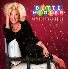 BETTE MIDLER * DIVINE INTERVENTION UK TOUR PROGRAMME w/ FLYER + STUB * HTF!