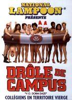 National Lampoon Presente Drole De Campus New DVD