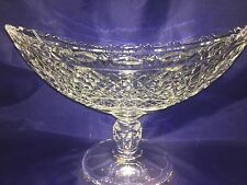 Waterford PRESTIGE COLLECTION Footed Boat Bowl