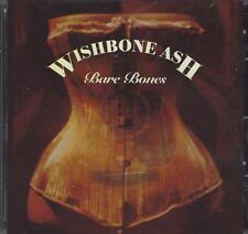 WISHBONE ASH-BARE BONES-DVD/CD DUAL DISC SET-STILL FACTORY SEALED-BRAND NEW-2001