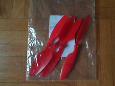 2 paar 5x3 Propeller 5030 ROT FPV Multicopter CCW CW Links Rechts red