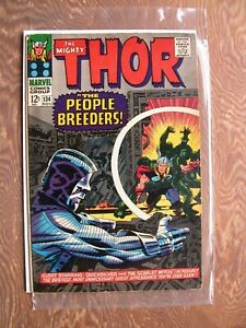 Thor  #134   FN   1st High Evolutionary