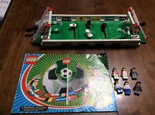 LEGO Sports soccer Football 3 vs 3 Shootout 3421 Used stickers in good condition