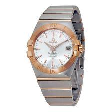 Omega Constellation 18kt Rose Gold Ladies Watch 12320352002001