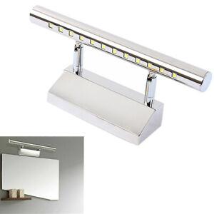 LED Badleuchte Spiegellampe Spiegellicht Bilderleuchte Wandleuchte Badezimmer DE