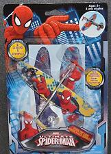 SPIDERMAN PLANE GLIDER TOY MARVEL BOYS BIRTHDAY GIFT Elephant Gift Exchange Fill
