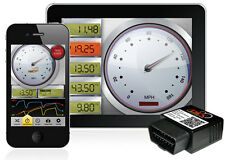 SCT iTSX Wireless Tuning System Ford 05-13 Mustang V6 (iPhone/iPad/iPod) 4015-A