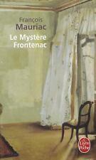 Le Mystere Frontenac (Le Livre de Poche) (French Edition)