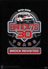 "BROCK  Bathurst 1978-2008 ""Tin Case"" DVD Collectors Edition"