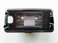SEAT ALTEA IBIZA NUMBER PLATE LAMP Z10690 024632901 5P0.943.021