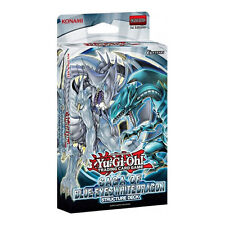 3x Yugioh Cards Saga of the Blue Eyes White Dragon Structure Deck SEALED IN HAND