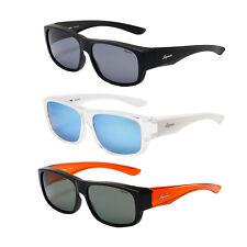 Joysun Unisex Polarized LensCovers Sunglasses Over Prescription Glasses KW9011