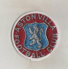 F.A. PREMIER LEAGUE  CLUB  SEW ON CLOTH PATCHES/BADGES    ASTON VILLA  F.C.