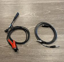 External Power Cable With Alligator Clips For Trimble Gps To Pdl Hpb