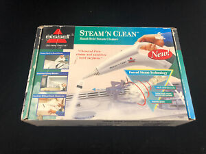 Bissell Steam N' Clean Hand-Held Steam Cleaner