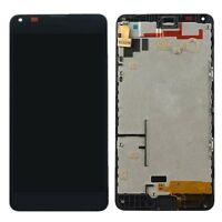 DISPLAY LCD+TOUCH SCREEN COVER MICROSOFT LUMIA 640 LTE RM-1072 VETRO FRAME NOKIA