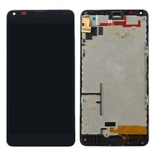 GL DISPLAY LCD+TOUCH SCREEN+ COVER per MICROSOFT LUMIA 640 LTE VETRO FRAME NOKIA