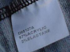 CAROLINE MORGAN GreyStripedS/sAcrylicBlendMiniEUC
